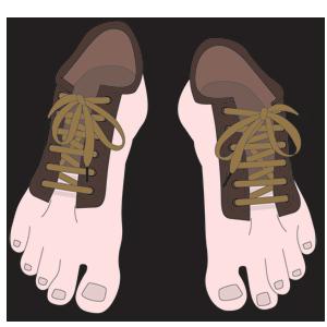 1e40b32690fe Barefoot best ... impractical